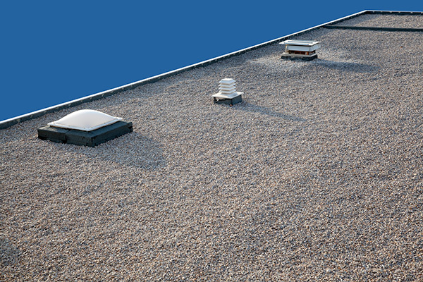 Built-Up Roofing Experts in Orlando